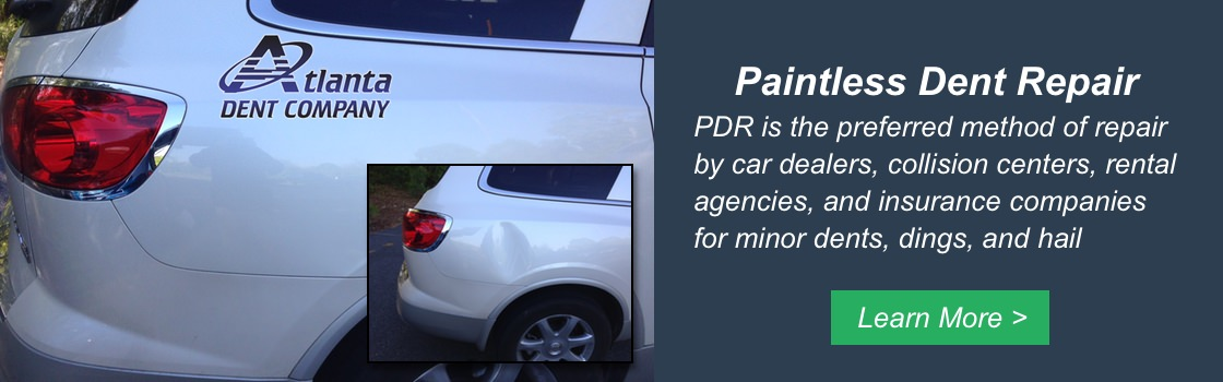 Paintless Dent Repair (PDR)