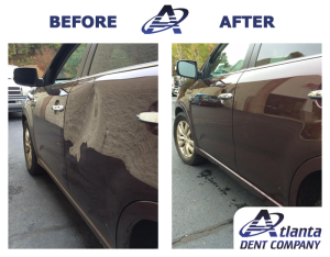 Dent Removal Done Right, Atlanta Dent