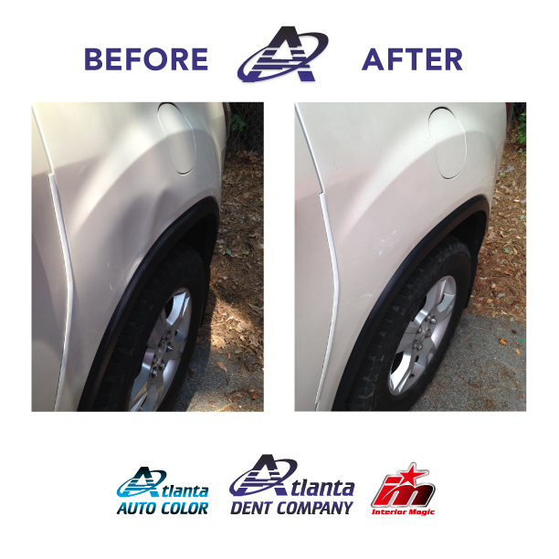 Save Time and Money with PDR, Atlanta Dent
