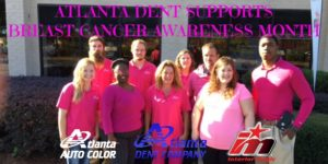 Atlanta Dent Supports Breast Cancer Awareness