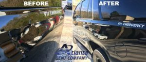 We are the 911 of dent repair!