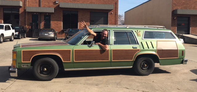 "The ""Truckster"" Trusts Atlanta Dent Company"