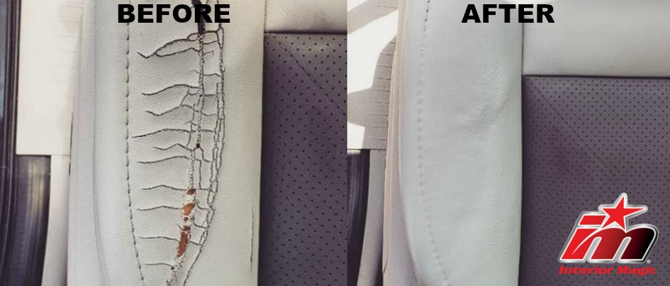 Repair Your Car's Cracked Leather
