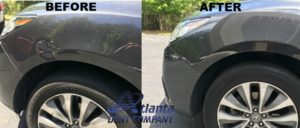 Before & After Archives - Atlanta Dent Company