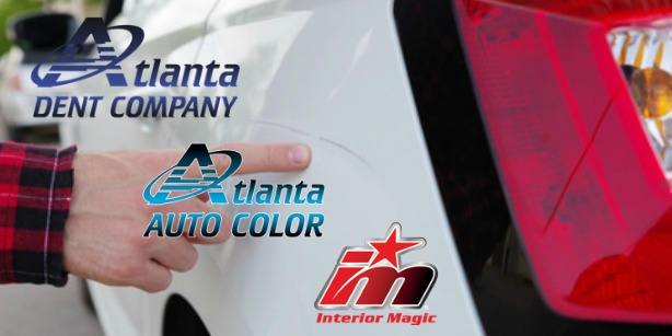 Atlanta Auto Color Repairs Scratches