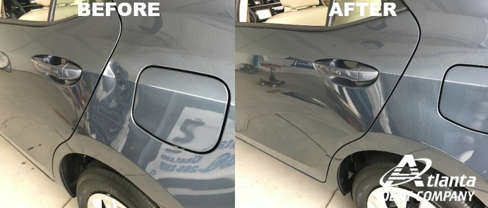 Toyota Dent Removal Repairs