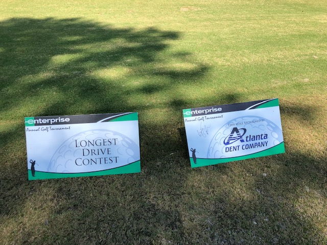 Enterprise 10th Annual Golf Tournament